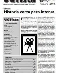 UGTista nº1/2008