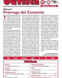 UGTista nº1/2012