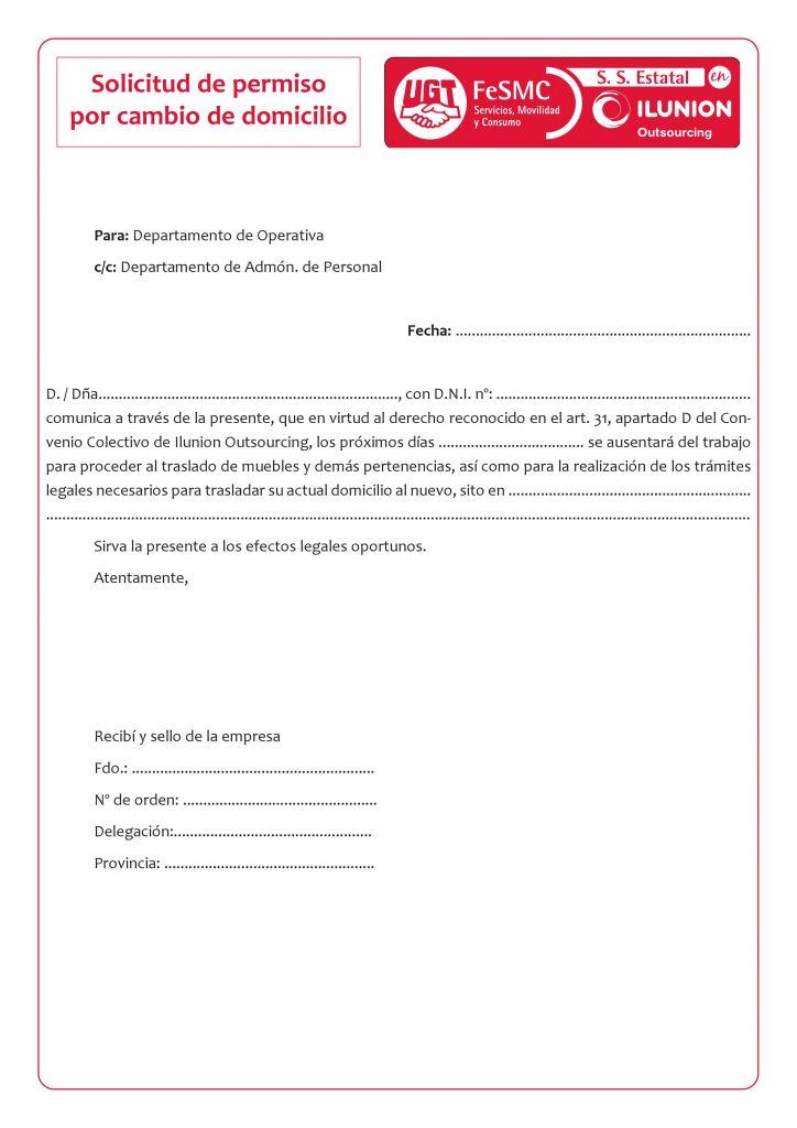Solicitudes y Permisos – UGT ILUNION Outsourcing