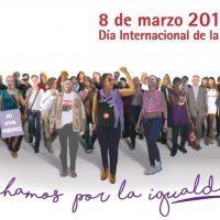 Día Internacional de la Mujer 8 marzo 2017