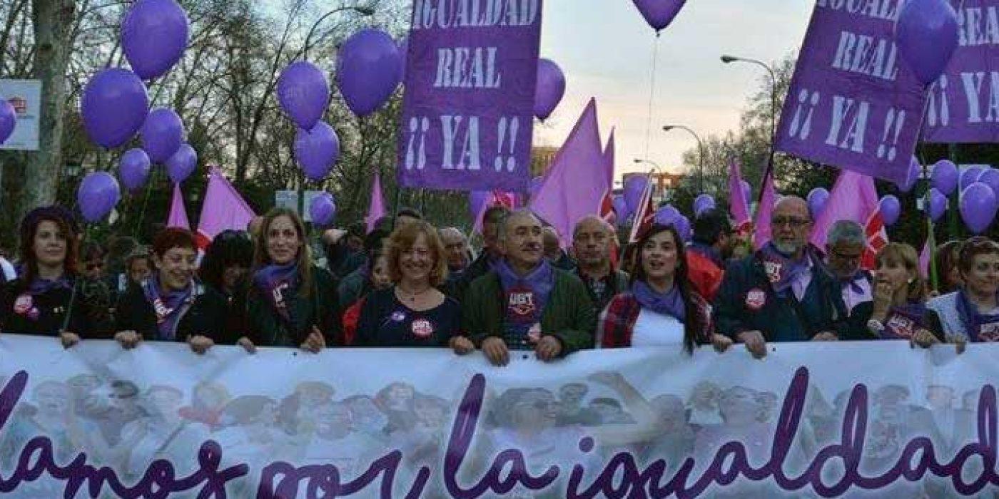 manifestacion_mujer_8_marzo_2017_UGT