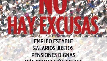 Manifestación 1º Mayo