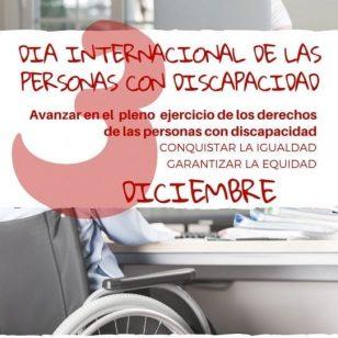 Dia INTERNACIONAL de lasPersonas con discapacidAd 2018 UGT ILUNION