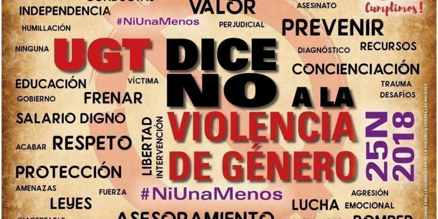 cartel_violencia_de_genero_2018_castellano