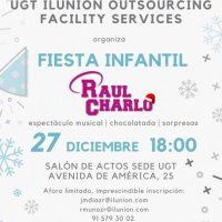 Fiesta Infantil Navidad 2018