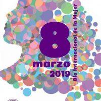 Día Internacional de la mujer 8 marzo 2019