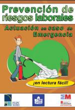 Actuación en caso de emergencias