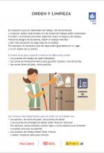 Ficha orden y limpieza