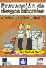 Guía PRL ordenanza y recepcionista
