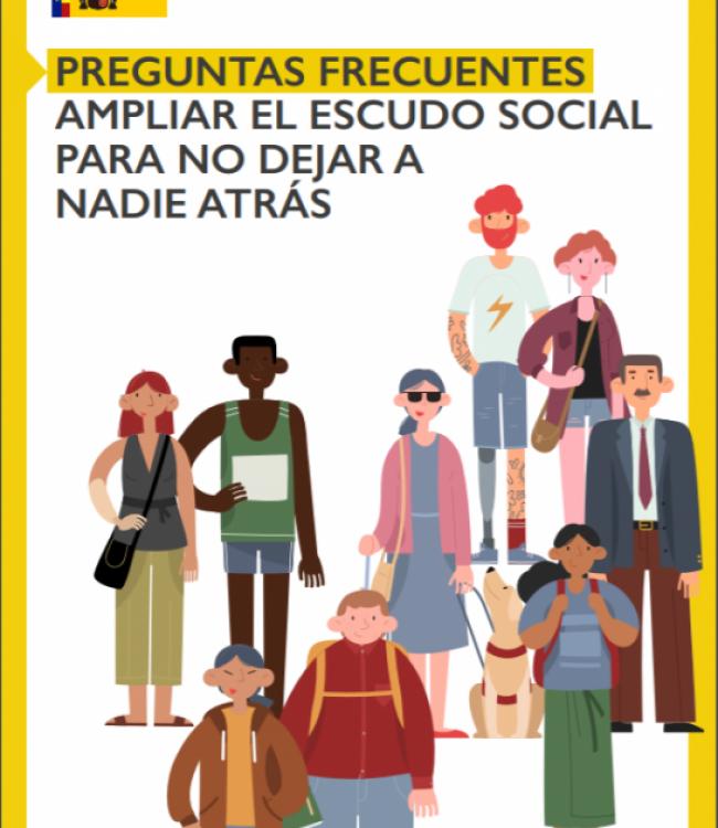 Ampliación Escudo Social
