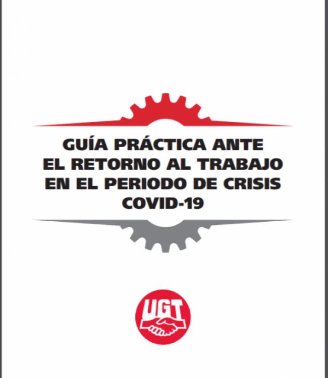 Guía práctica retorno a los centros de trabajo