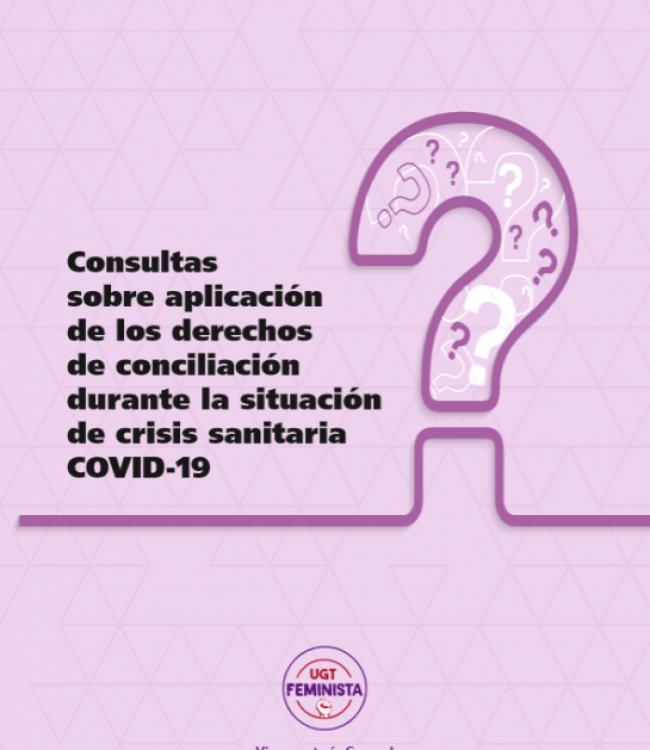 Guía consultas conciliación crisis Covid
