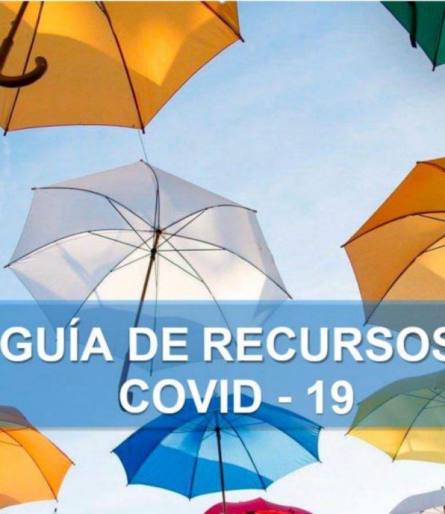 Guía recursos Covid-19 (ILUNION)