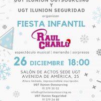 Fiesta Infantil Navidad 2019